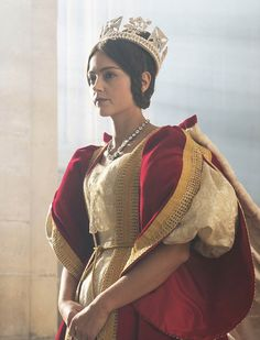 Although some viewers have commented that Jenna Coleman is 'too pretty' to play…