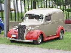 ◆1937 Chevy Panel Truck◆ ..Re-pin...Brought to you by #CarInsurance at #HouseofInsurance in #Eugene, Oregon