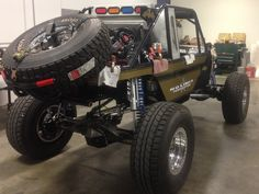 Ultra 4, king of the hammers