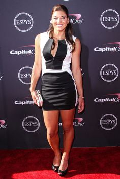 Hope Solo - Hottest Female Soccer Players