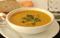 Crema de Verduras - Gourmet, el placer de comer bien