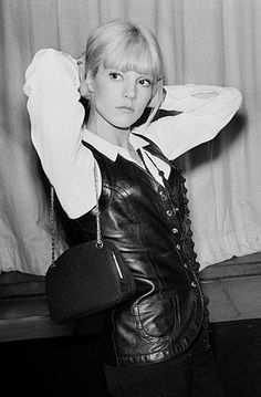 Sylvie Vartan + Johnny Hallyday // Beautiful People // 1969 & 70's Boho Rockstar Street + Stage Style // The Jet Set // Glam Bohemian Mashup // Françoise // Brigitte // All The Feels // YSL Muse // Vintage Fashion Icon // From Paris with Love