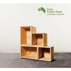 #pallet #furniture kimidori 45°Regalsystem Traditionelles Handwerk trifft junges Produktdesign. Das ist kimidori. Schöne Möbel mit gutem Gewissen. www.kimidori.de