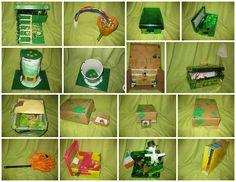 Leprechaun Traps {Made by Children}
