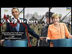 US Government/Central Bankers Talk Peace In Ukraine, But Their Message I...