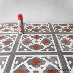 Sadus Tiles hand made cement tiles from Bali - Indonesia