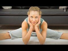 Yoga für die Mittelstufe: Das Workout für jeden Tag - YouTube