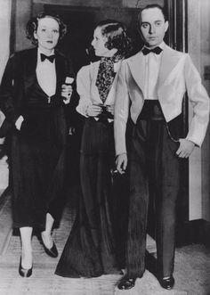 Marlene Dietrich in Hollywood (1933)
