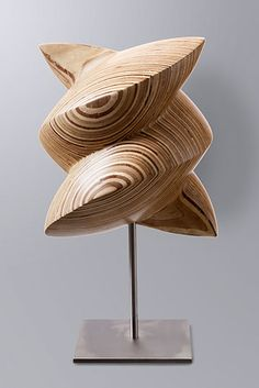 Art Sculpture, Modern Sculpture, Animal Sculptures, Abstract Sculpture, Stone Sculptures, Plywood Art, Plywood Projects, Wooden Words, Wooden Art