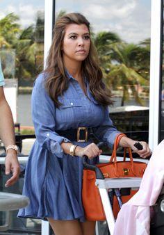 Kourtney Kardashian Photo - Kourtney Kardashian & Scott Disick Return To Their Hotel