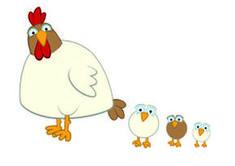 Hier streikt einmal die Henne und mag kein Ei mehr legen... Ob der Bauer sie überzeugen kann? Material: kein Material erforderlich Alter: ab 2 Jahre Spielidee: Am Montag denkt Frau Henne, was für ein Gerenne. (auf die Oberschenkel klatschen) Und spricht wütend (Hände in die Hüften) 1,2,3, (Finger zeigen) heute leg ich kein Ei! (mit…