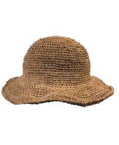 SoulFlower-Down Low Hemp Hat (with secret pocket)-$20.00 #liviniseasy @Soul Flower