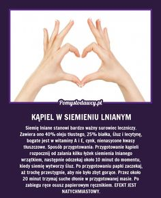 pl - Serwis bardziej kreatywny na Stylowi. Diy Beauty, Beauty Hacks, Cosmetic Treatments, Body Spa, Simple Life Hacks, Natural Cosmetics, Health Advice, Good Advice, Good To Know
