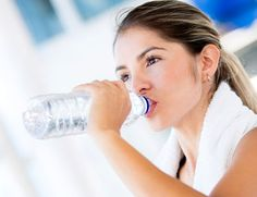 9. Stay Hydrated  Don't confuse thirst with hunger. Drink a glass of water when you feel hungry to see if that's what you're really craving.