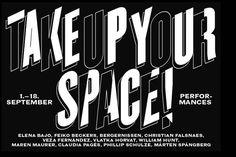 Vom 1. - 18.9.2016 im Kai10/Arthena Foundation: TAKE UP YOUR SPACE ist ein Programm von elf Performances in KAI 10 die den Balanceakt alltäglicher Entscheidungen vergegenwärtigen und die Grenzen eigener und fremder Erwartungen ausloten. Bild: Take Up Your Space Perfomances im Kai 10.  #Takeupyourspace #performances #September #weloveart #artindüsseldorf