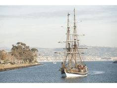 (Video) Two tall ships from Washington state sailed into Dana Point Harbor on Wednesday for a two-week visit. The Lady Washington and Hawaiian Chieftain, replicas of 18th- and 19th-century vessels, respectively, will be open to the public at the Ocean Institute starting today, offering dockside tours and educational programs. There also are opportunities for evening sails and battle sails. The visit, which will continue through Jan. 17, is an opportunity to see maritime and naval history.  …