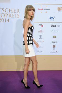 Taylor Swift 2014 German Radio Awards.