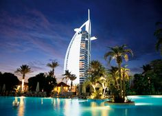 Flights to Dubai take you to a glitzy shopping-mad city with spot-lit mosques and aromatic souks.