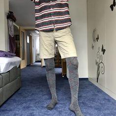 Visit the post for more. Mens Leotard, Shiny Shoes, Mens Tights, Comfy Pants, Tights Outfit, Hosiery, Capri Pants, Khaki Pants, Leggings