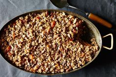 Apricot-Almond Baked Oatmeal recipe on Food52