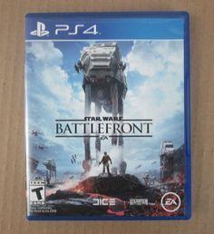 Star Wars: Battlefront Standard Edition Sony PlayStation 4, 2015