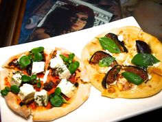 Blond Kitchen: Pizzette