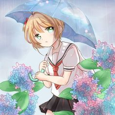 Día lluvioso ☔️