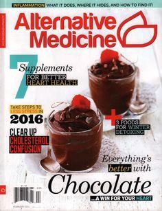 Alternative Medicine Cover for 2/1/2016