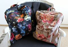 DIY backpack | DIY reppu | Pitsin viemää