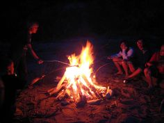 Roasting Marshmallows I Like Mine On Fire And Black Burnt Crispy Gooey Dont Forget To Blow It More Than Once Or Will
