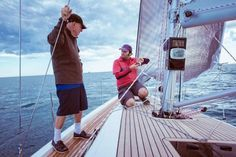 Here is everything you need to know to get out there and sailing.