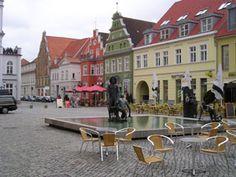 Griefswald in Mecklenburg Vorpommern, Germany: http://www.europealacarte.co.uk/germany/mecklenburg-vorpommern