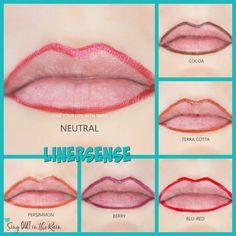 LipSense's LinerSens