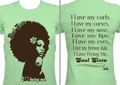 Soul Sista by ThreeLittleBirdsTees on Etsy, $19.95