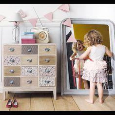Детская комната ♥ Room for the child Furniture Makeover, Diy Furniture, Deco Kids, Kids Decor, Home Decor, Little Girl Rooms, Kid Spaces, Girls Bedroom, Room Inspiration