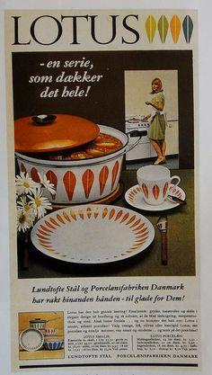 lotus/ lyngby from the book, Porcelænsfabriken >>Danmark<< 1936-1969