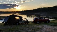 This is Cecily Holloway's post of Boondooma Dam near Kingaroy, with her Mars camper. Thanks for sharing Cecily :)