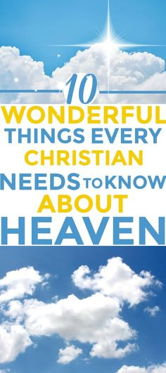 Heaven is going to blow away your mind. Once the Lord comes like a thief in the night, and when people are least expecting it, He'll whisk away every single one of his beloved saved Walk By Faith, Faith In God, Christian Living, Christian Faith, Christian Women, Christian Parenting, Spiritual Growth, Spiritual Practices, Bible Scriptures