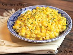 Southern Style Skillet Corn | newsouthcharm.com