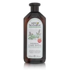 Bellmira Herbaflor Aromatherapy Herbal Care Bath - Peppermint: A mild formation of natural