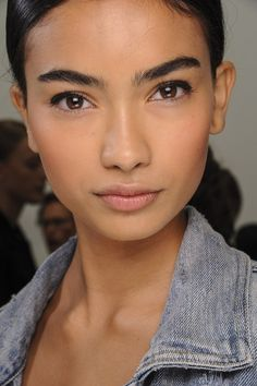 Model: Kelly Gale. Beautiful.