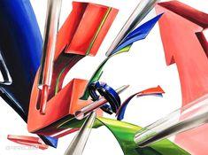 강남 그린섬 본원 기초디자인 team 1기 . 건국대 서울 커뮤니케이션전공 합격 재현작 공개! : 네이버 블로그 3d Rendering, Illusions, Creative, Artwork, Blog, Design, Compost, Perspective, Abstract
