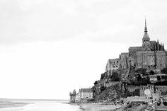 Photo prise au Mont-Saint-Michel (Manche) par le GEOnaute : AuroreK