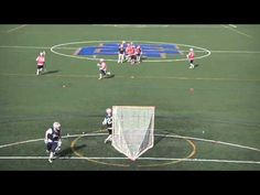 How and When to Use the Three Basic Lacrosse Dodges