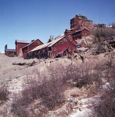 The Kennecott Mines: Abandoned Alaskan Boomtown ~ Kuriositas