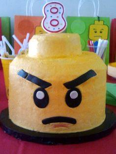 Lego's Birthday Cake