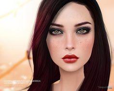 Lauren Skin Applier for CATWA Jessica Mesh Head Group Gift by Lara Hurley Skin