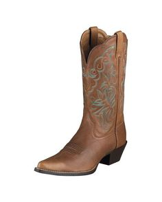 Ariat Woman's Heritage Boot, Timber from Country Outfitter