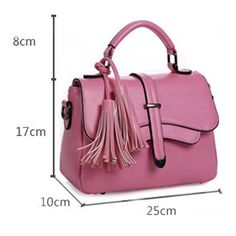 Cheap Fresh Casual Tassel Arrow Candy Color Shoulder Bag&Messenger Bag For Big Sale! Leather Bum Bags, Leather Laptop Bag, Leather Bags Handmade, Leather Purses, Leather Shoulder Bag, Leather Handbags, Laptop Bags, Shoulder Bags, Leather Wallets