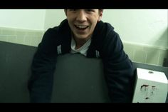 Screenshotted Thomas Mann's cute moments in Project X ;)